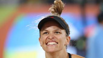 Nadine Zumkehr steht zusammen mit Joana Heidrich in den Viertelfinals am Finalturnier der World Tour