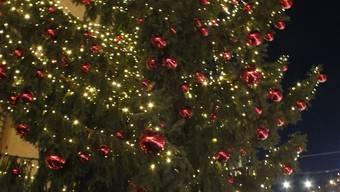 Weihnachtsfunkeln Rheinfelden