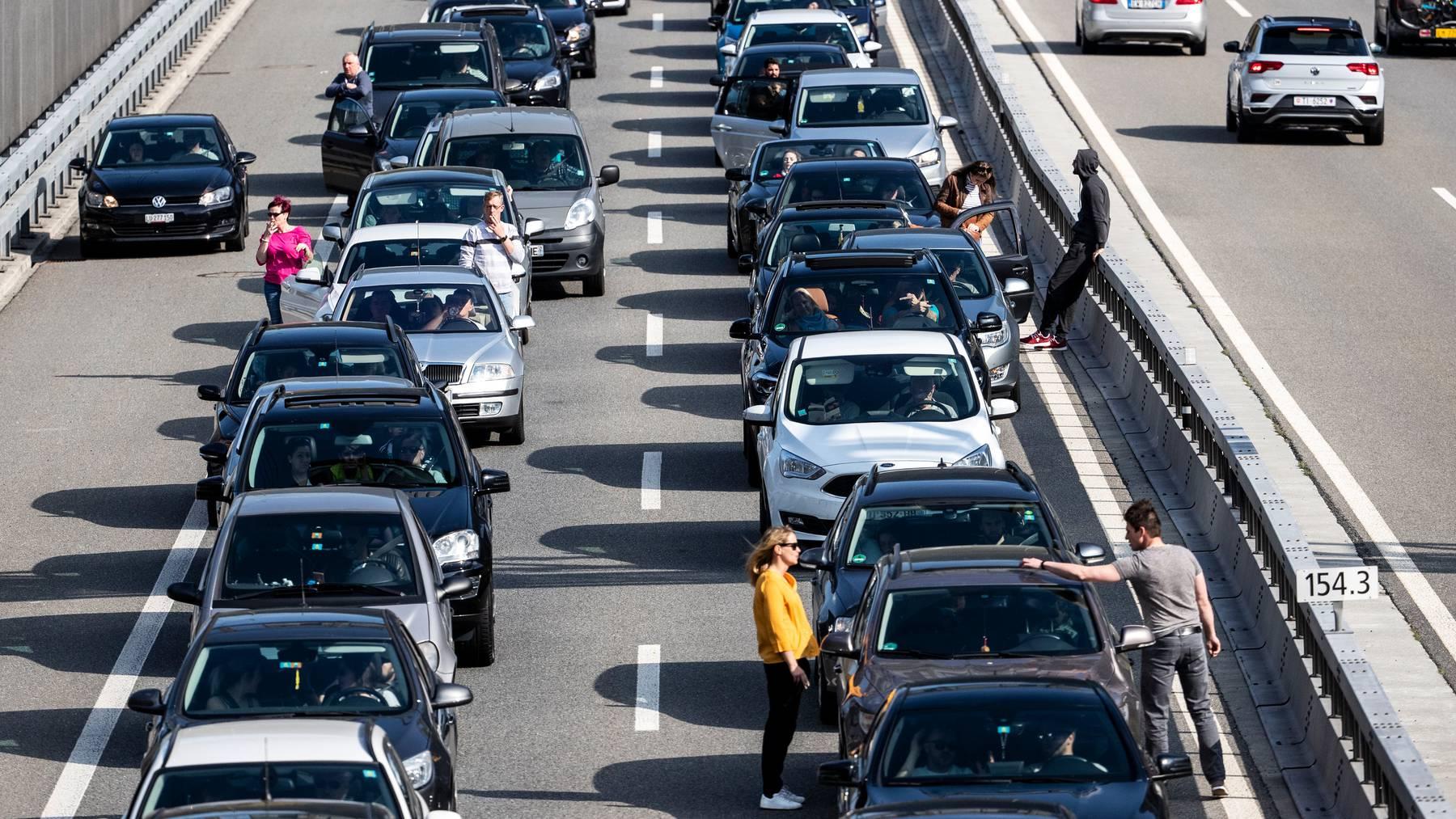Die Anzahl an Personenkilometer hat 2019 weiter zugenommen.