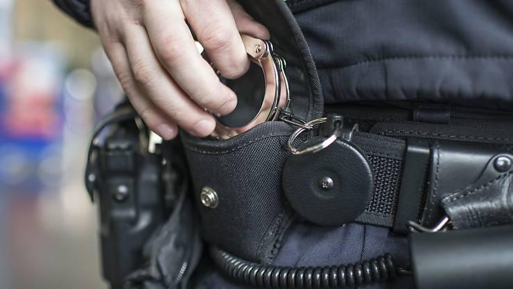 Eine Festnahme durch die Polizei wäre einem Räuber in Brasilien lieber gewesen - stattdessen landete er bei einer Kampfsportlerin im Schwitzkasten (Symbolbild)