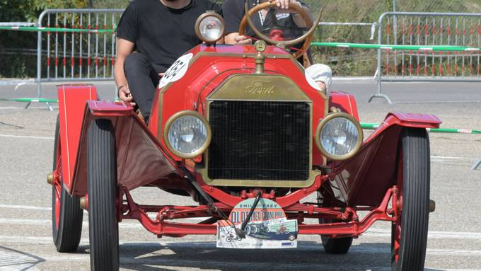 Oldtimer GP Safenwil