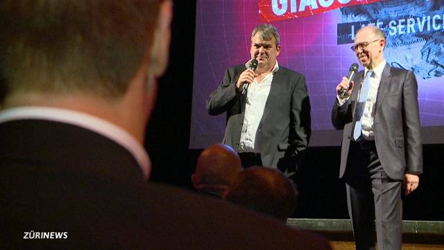 Giacobbo/Müller vorbei: Politiker erleichtert!