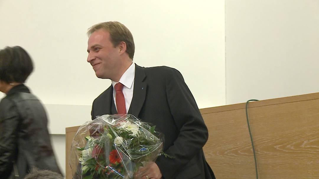 «Liebevoll» und mit Humor: Die besten Momente aus Marco Hardmeiers Antrittsrede.