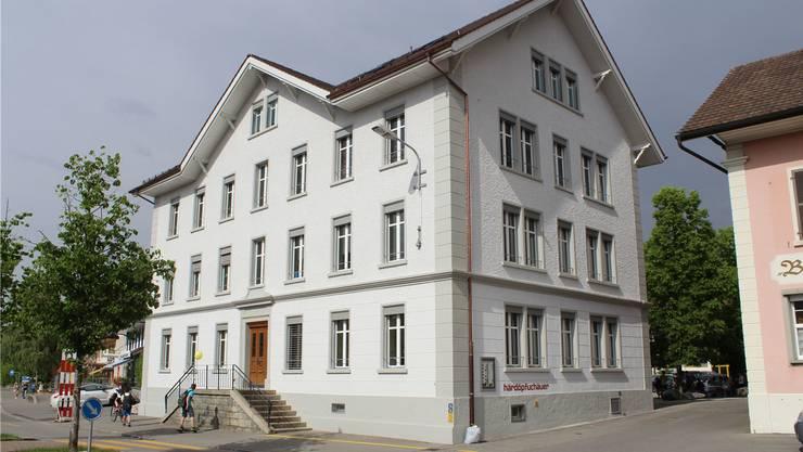 Das Alte Schulhaus in Schöftland wurde umgebaut und renoviert.