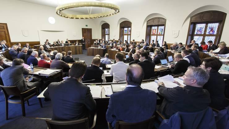 Der Kantonsrat hat in der Dezember-Session heisse Eisen zu bearbeiten.