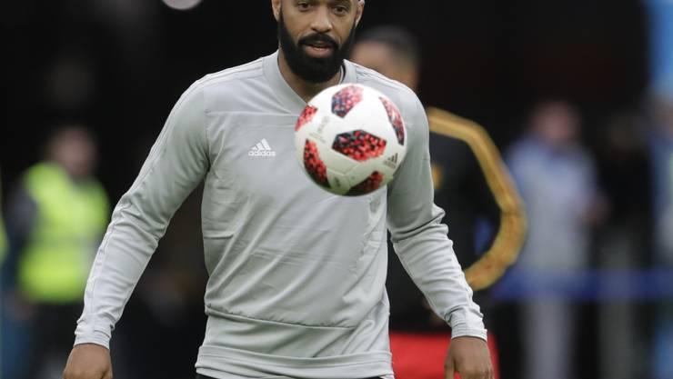 Thierry Henry wird doch nicht Trainer von Bordeaux