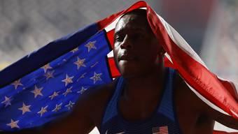 «Ich bin nur ein junger Schwarzer, der seinen Traum lebt» - Christian Coleman.