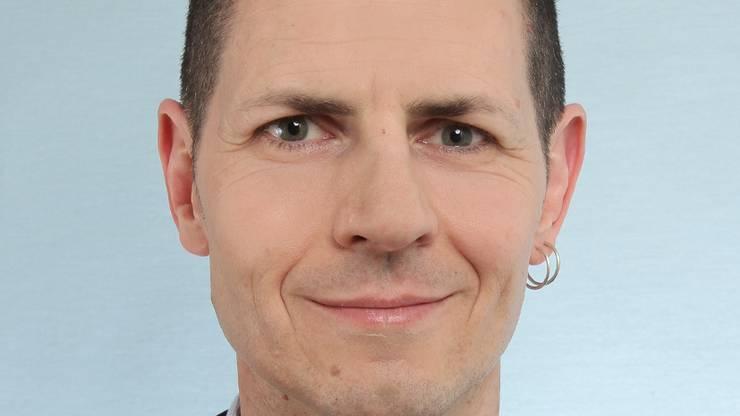 Matthias Laube, Noch-Generalsekretär von Franziska Roth