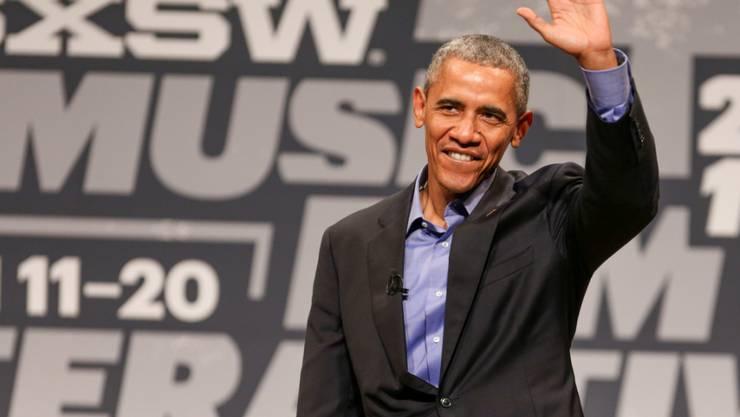 Zum ersten Mal ist ein US-Präsident bei der SXSW-Konferenz im texanischen Austin aufgetreten. Er sprach zu Herausforderungen und Chancen der digitalen Welt.
