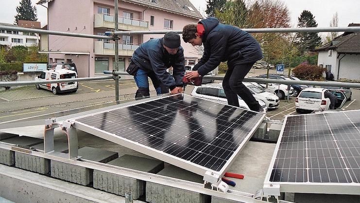 Steht dereinst auf jedem neuen Haus eine Solaranlage?