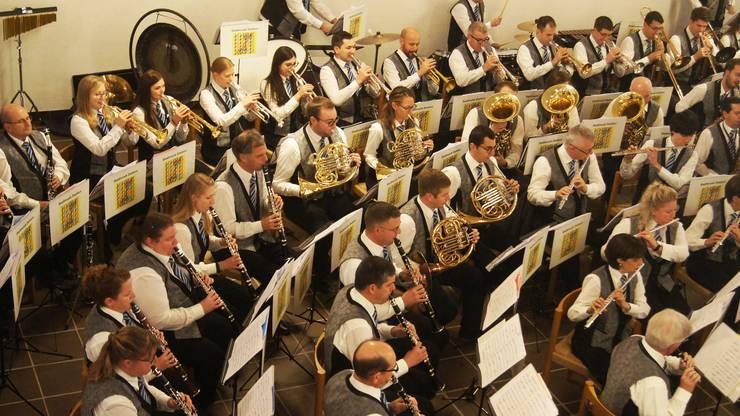 Kirchenkonzert mit der Stadtmusik Dietikon