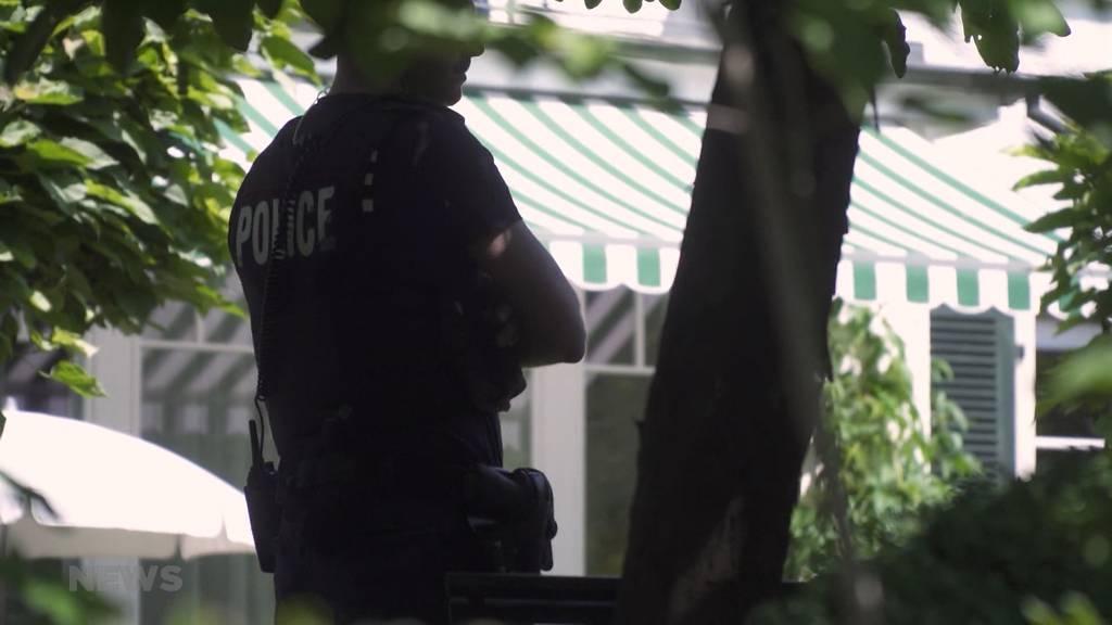 Tödliche Schüsse bei Polizeieinsatz