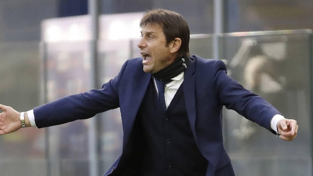 Spiel- und Trainingsverbot für Inter Mailand