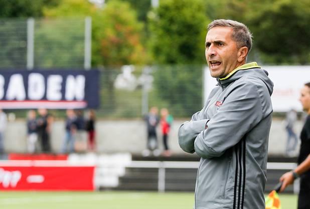 Baden-Trainer Ranko Jakovljevic