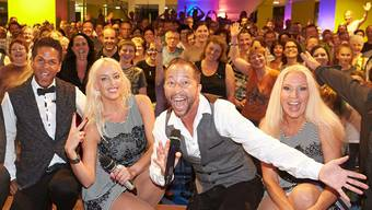 DJ BoBo im Wynencenter
