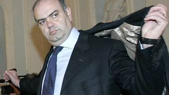 Nicola Di Girolamo vor seiner Festnahme (Archiv)