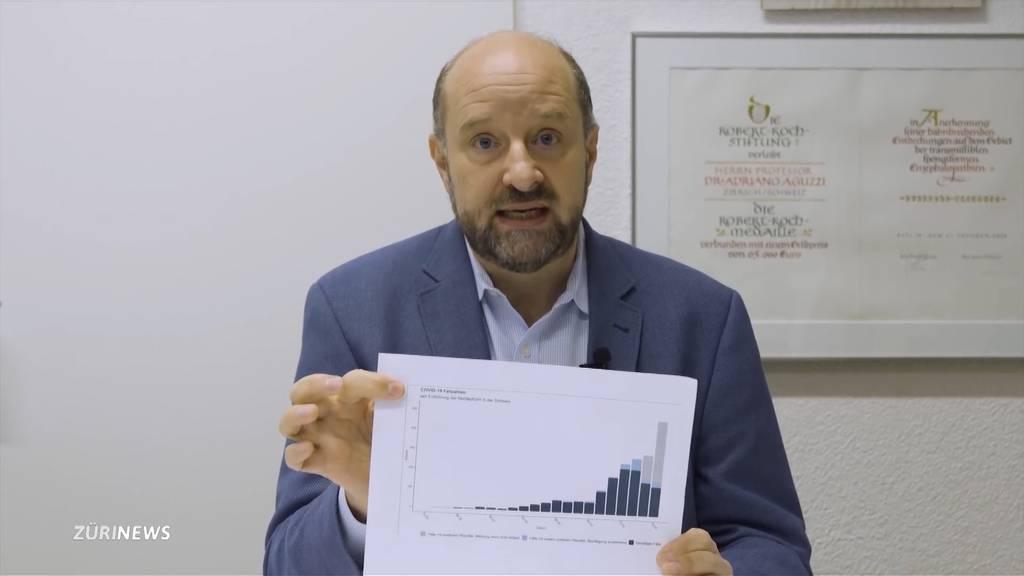 """""""Bleiben Sie unbedingt zu Hause!"""": Dramatischer Aufruf von Uni-Professor"""
