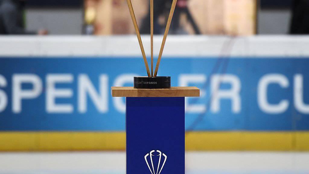 Der Spengler Cup in Davos ist das älteste Klubturnier im internationalen Eishockey