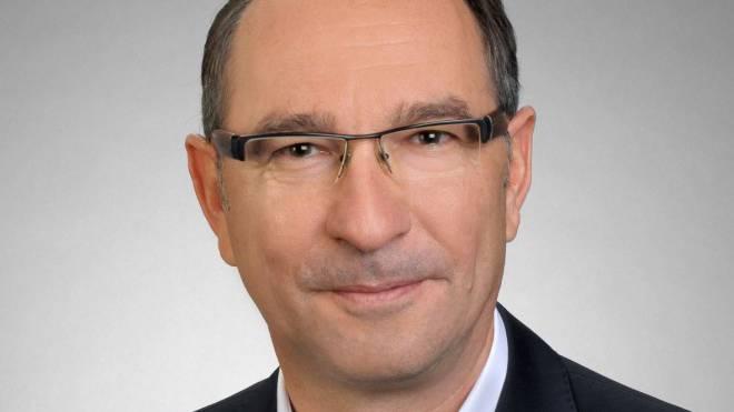Geschäftsführer Walter Kunz