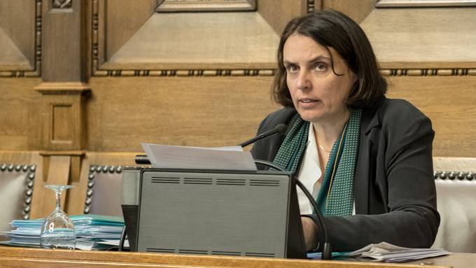 Regierungspräsidentin Elisabeth Ackermanns Führungsprinzip ist die Furcht vor klaren Worten und Entscheidungen. (Archivbild)