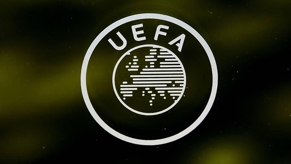 Die Uefa sagte zwei Champions-League-Spiele vom Dienstag ab.