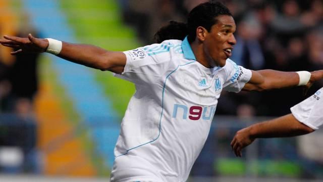 Marseilles Brandao markierte das 2:0