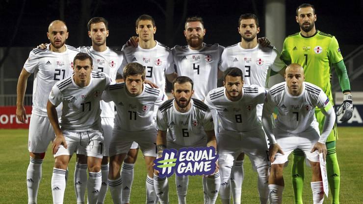 Georgische Nationalmannschaft