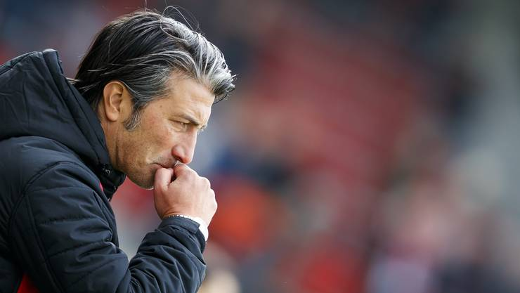 Murat Yakin ist beim FC Sion als Trainer suspendiert worden.