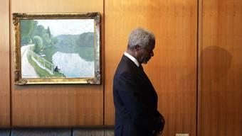 Der frühere Uno-Generalsekretär Kofi Annan ist 80-jährig gestorben.