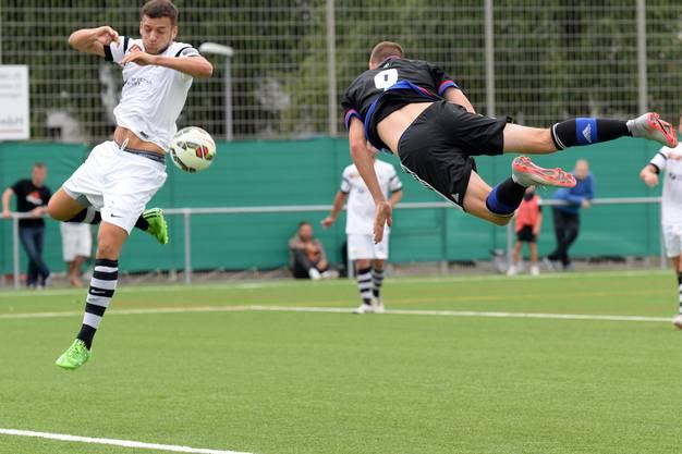 Beim Black-Stars-Cup 2015 lieferten sich die Mannschaften spannende Duelle.