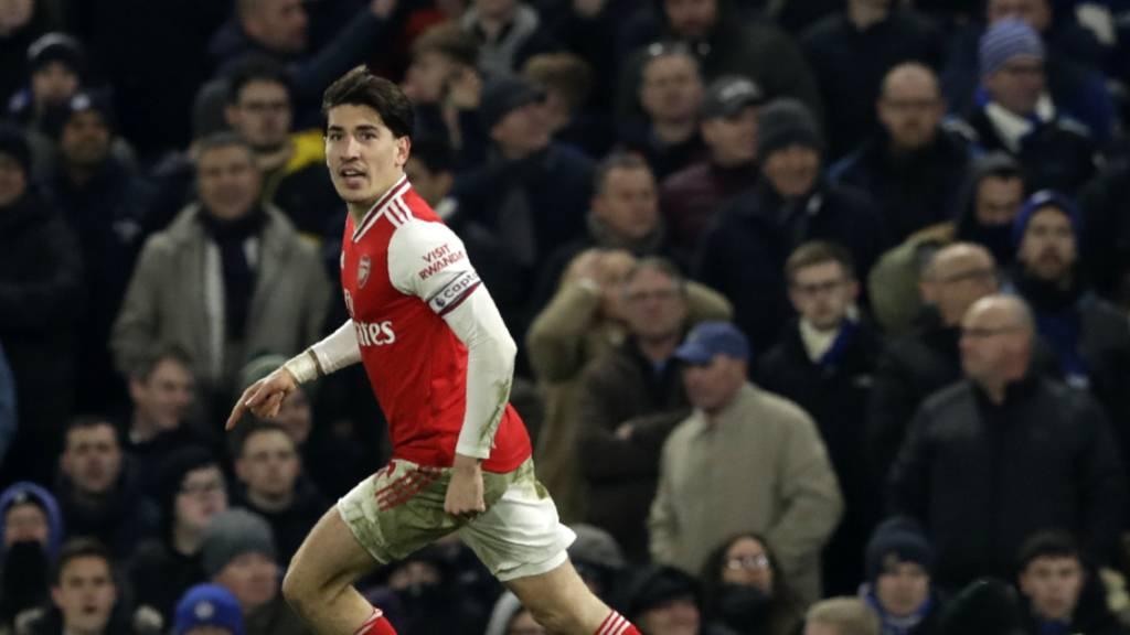 Arsenal erkämpft sich zu zehnt einen Punkt