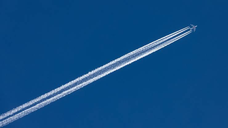Flugzeuglärm empfinden wir vor allem im Grünen als störend.