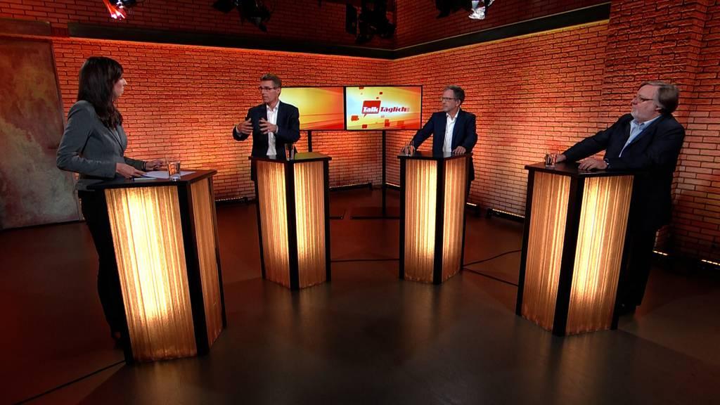 FDP, GLP und EDU über die Aargauer Parlamentswahlen