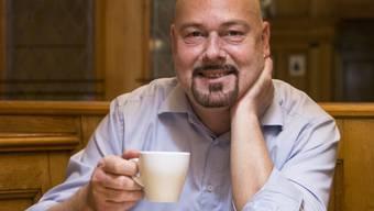 Will trotz Widrigkeiten weiterkämpfen für die BDP: Kantonalpräsident Chris van den Broeke.