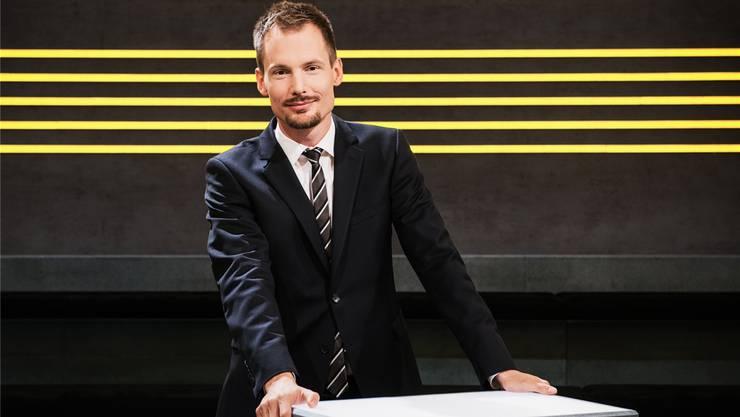 Ein « Überflieger», der in jeder Sendung der «Chef im Ring ist». So wird «Arena»-Moderator Jonas Projer von SRF-Chefredaktor Brenn charakterisiert.