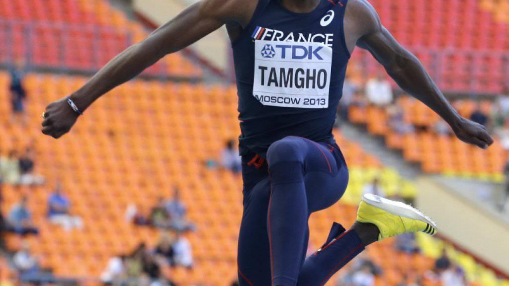 Dreispringer Teddy Tamgho verpasst Olympia wegen einer Oberschenkelfraktur