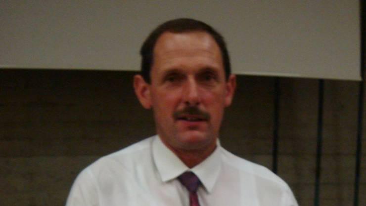 Walter Stierli war 24 Jahre Gemeinderat, davon acht Jahre als Ammann.