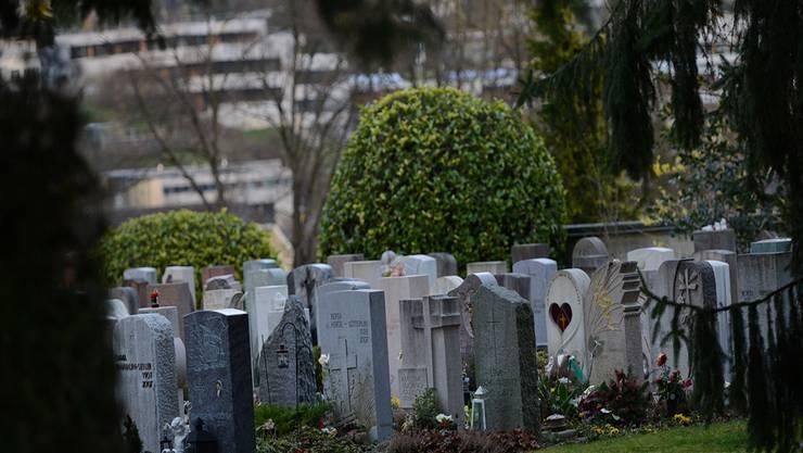 Liestal ist kein Abreisser: Die Kosten für eine Bestattung auf dem Liestaler Friedhof bewegen sich irgendwo im Mittelmass.