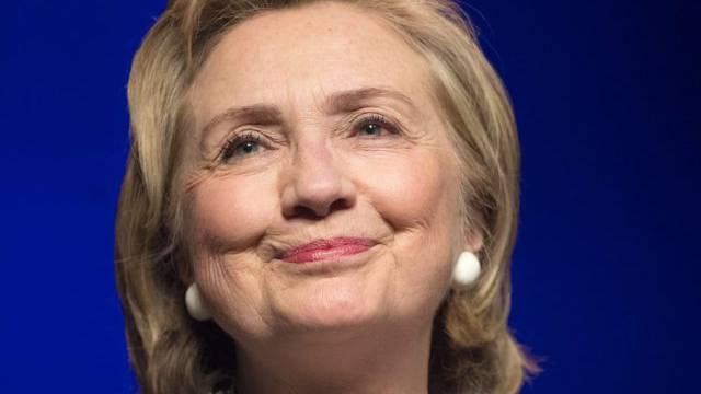 Sie will es mit 67 noch einmal wissen: Hillary Clinton (Archiv)