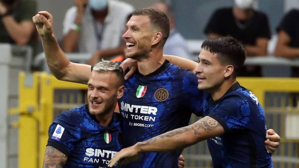 Inter startet mit souveränem Heimsieg