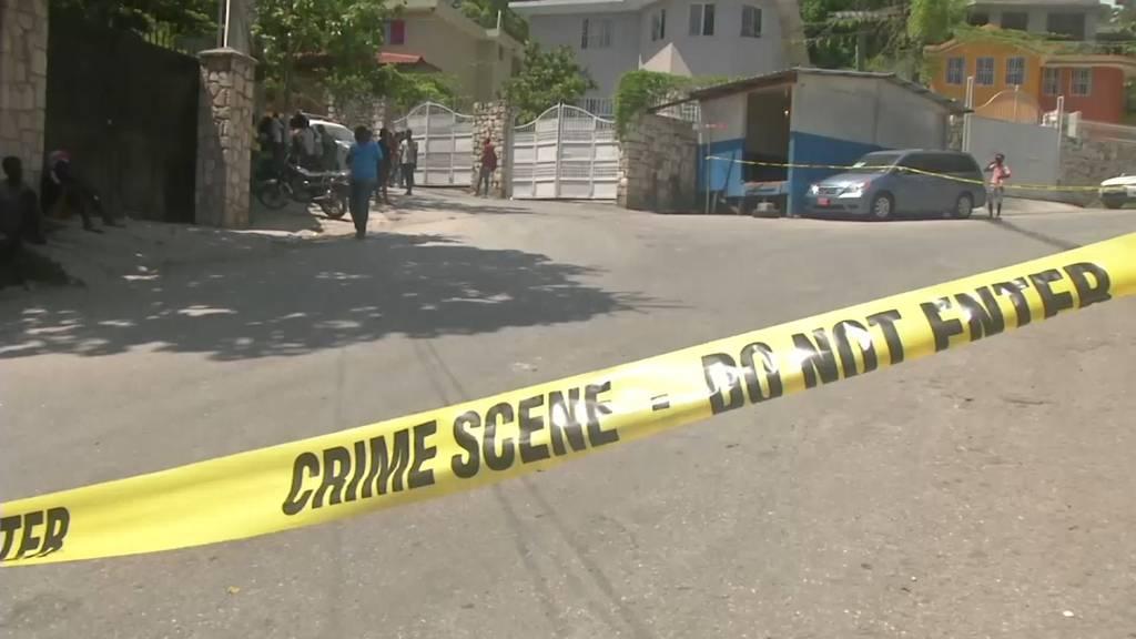 Anschlag in Haiti: Präsident Jovenel Moïse ermordet