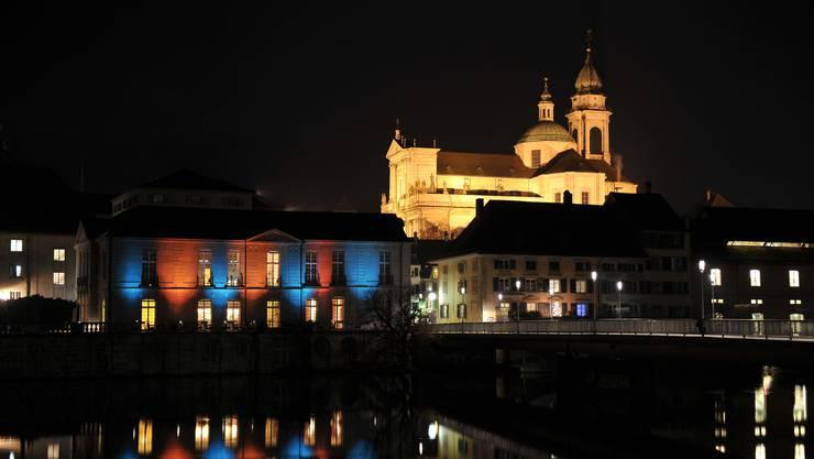 Palais Besenval ist eines der Restaurants bei der «Genuss-Tour» in Solothurn.
