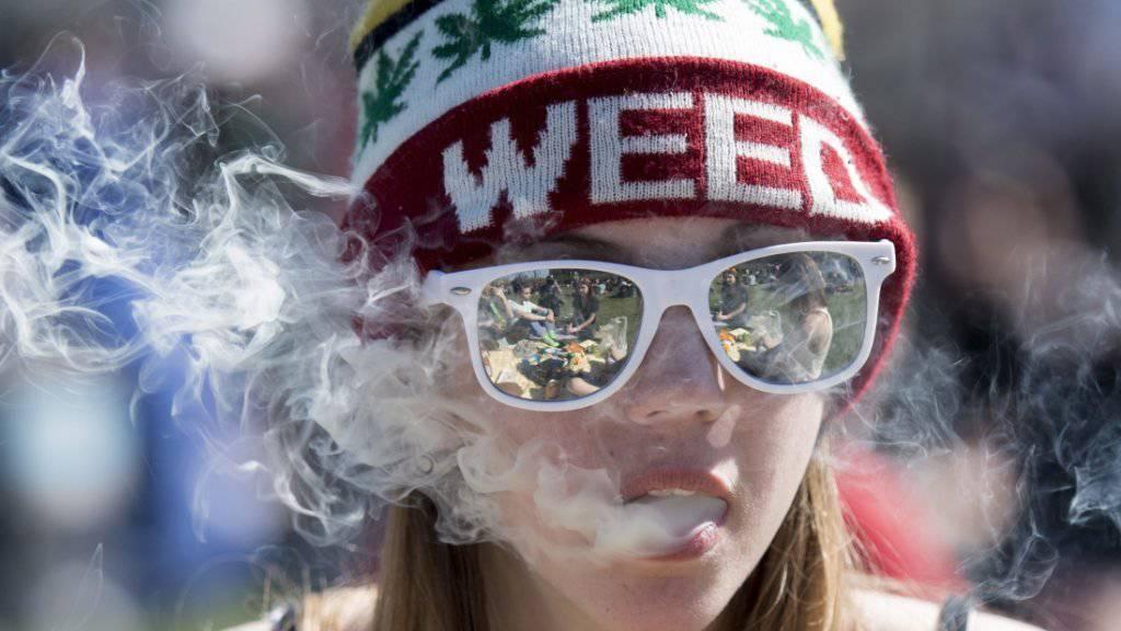 Kanada könnte bald das erste westliche Industrieland sein, in dem der Konsum von Haschisch vollständig legal ist. (Symbolbild)