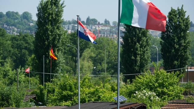 2009 sind weniger Menschen in die Schweiz eingewandert