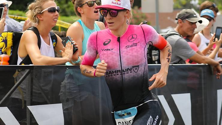 Daniela Ryf wird in diesem Jahr den Ironman Switzerland in Thun nicht bestreiten können. Der Premieren-Event im Berner Oberland soll nun 2021 ausgetragen werden