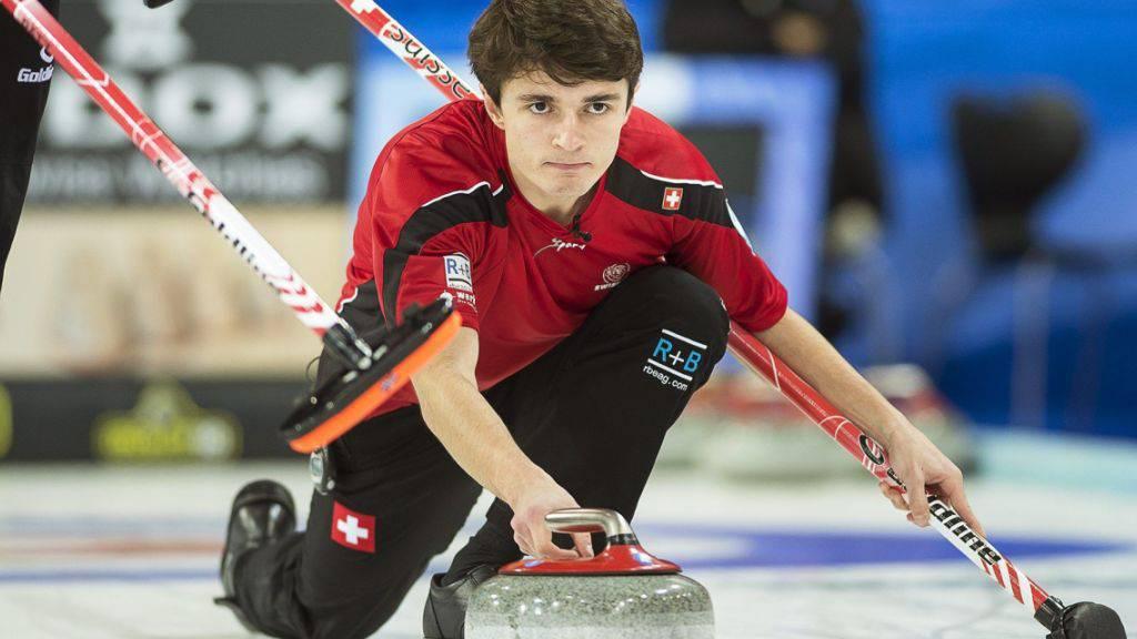 Benoît Schwarz spielt die wichtigsten Schweizer Steine