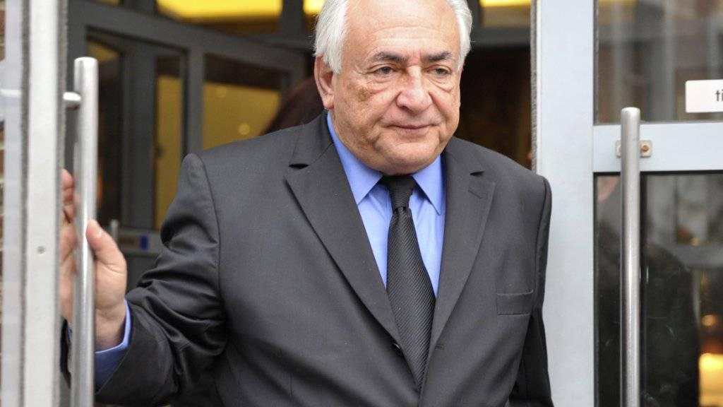Ex-IWF-Chef Dominique Strauss-Kahn ist erneut ins Visier der französischen Justiz geraten. (Archiv)