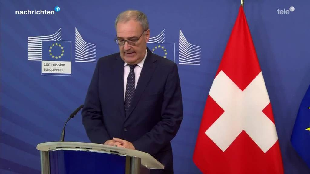 Selbstbewusste Schweiz im EU-Verhandlungspoker