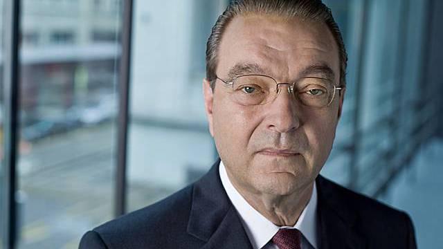 UBS-CEO Oswald Grübel (Archiv)