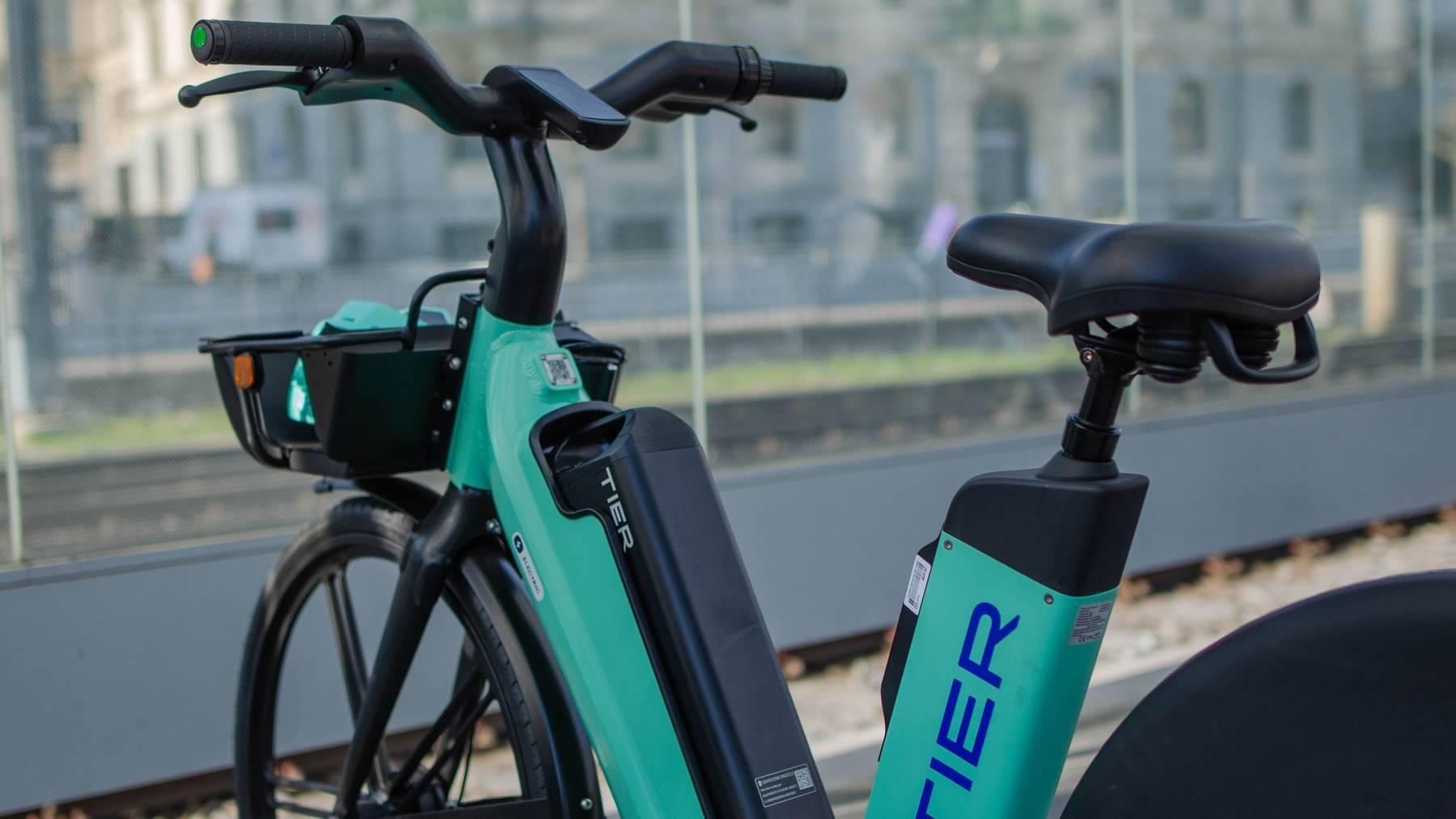 Tier-E-Bike